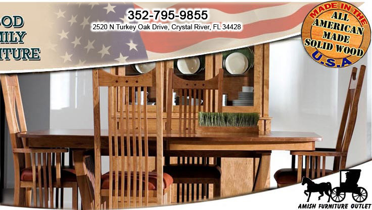 Wood Family Furniture - 352-795-9855 2520 N Turkey Oak Drive, Crystal River, FL 34428